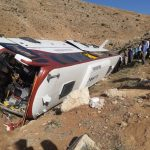 اعلام نتیجه کارشناسی حادثه اتوبوس خبرنگاران؛ ۵۰ درصد تقصیر متوجه راننده و ۵۰ درصد متوجه مسئولان