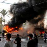 قربانیان حادثه بیمارستان امام حسین (ع) به ۶۰ نفر رسید؛ اعلام عزای عمومی در عراق