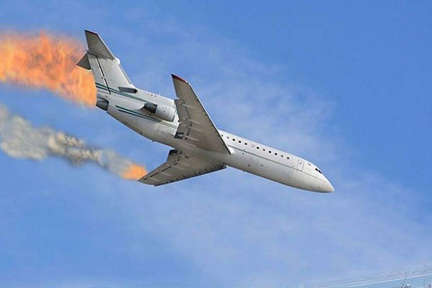 سقوط هواپیمای روسیه/ فوت تمامی ۲۸ سرنشین