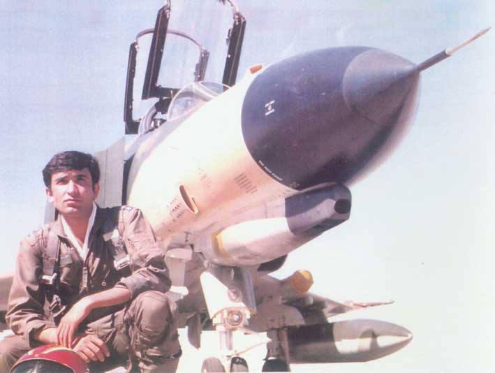 روایتی ازشهادت خلبان عباس دوران، ستاره ایران