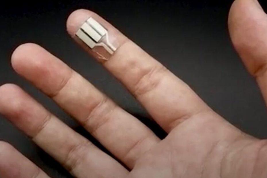 گوشیها در آینده با انگشتتان شارژ میشوند