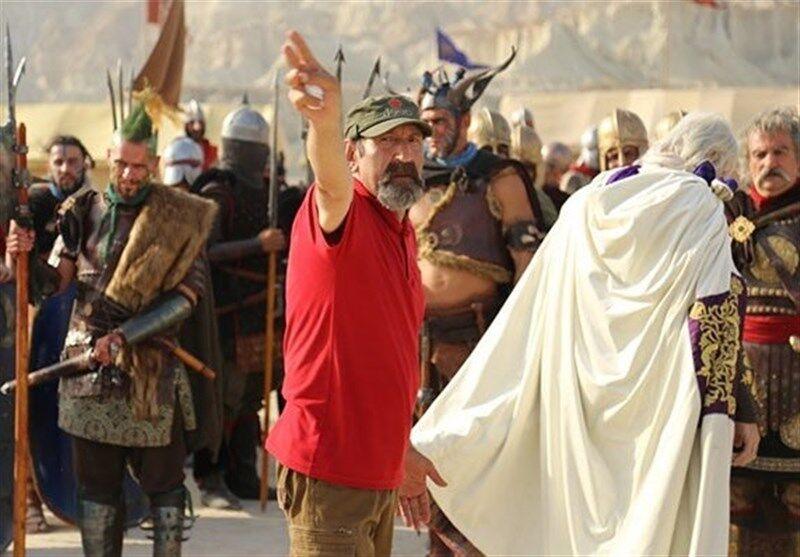 سلمان فارسی به اورشلیم رسید/ حضور رئیس صداوسیما در پشتِ این صحنه مهم!