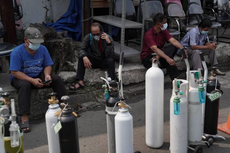 صفهای کپسول اکسیژن در مشهد