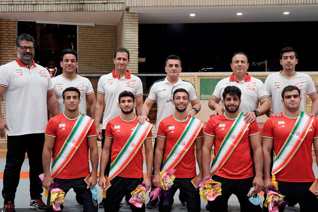 پایان کار شاگردان المپیکی محمد بنا با یک مدال طلا و یک برنز