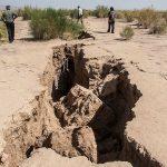 همه دشتهای آب شیرین کشور در معرض تهدید فرونشست قرار دارند