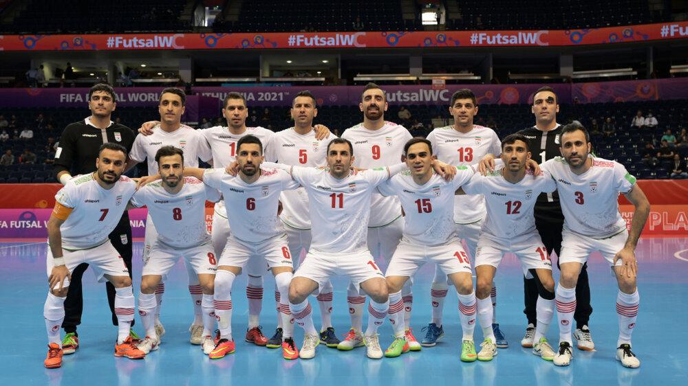 بازتاب بازی تیم فوتسال آمریکا با ایران در رسانه این کشور