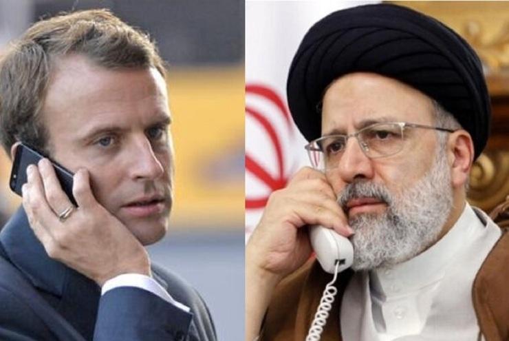 پیشنهاد رئیسجمهور فرانسه به رئیسی