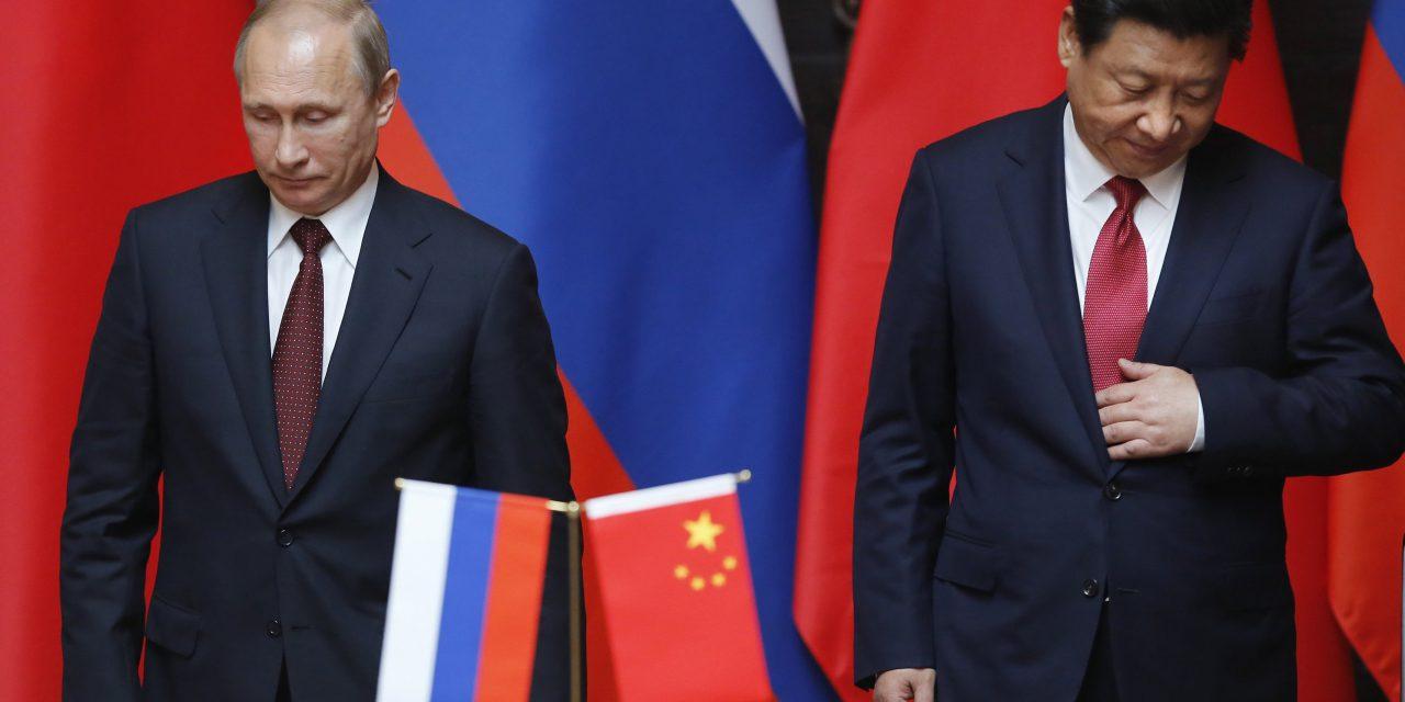 چین و روسیه هم منافع خود درغرب را قربانی رابطه با ایران نکردند