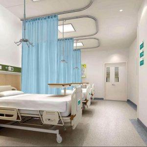 همه چیز درباره پرده بیمارستانی آنتی باکتریال و نانو + راهنمای خرید