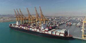 پهلوگیری ۵ کشتی کالای اساسی در بندر شهید رجایی طی روزهای آینده