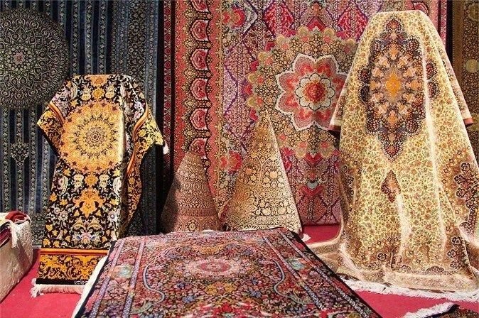 کسادی بازار فرش دستباف و عدم اقبال خریداران داخلی و خارجی