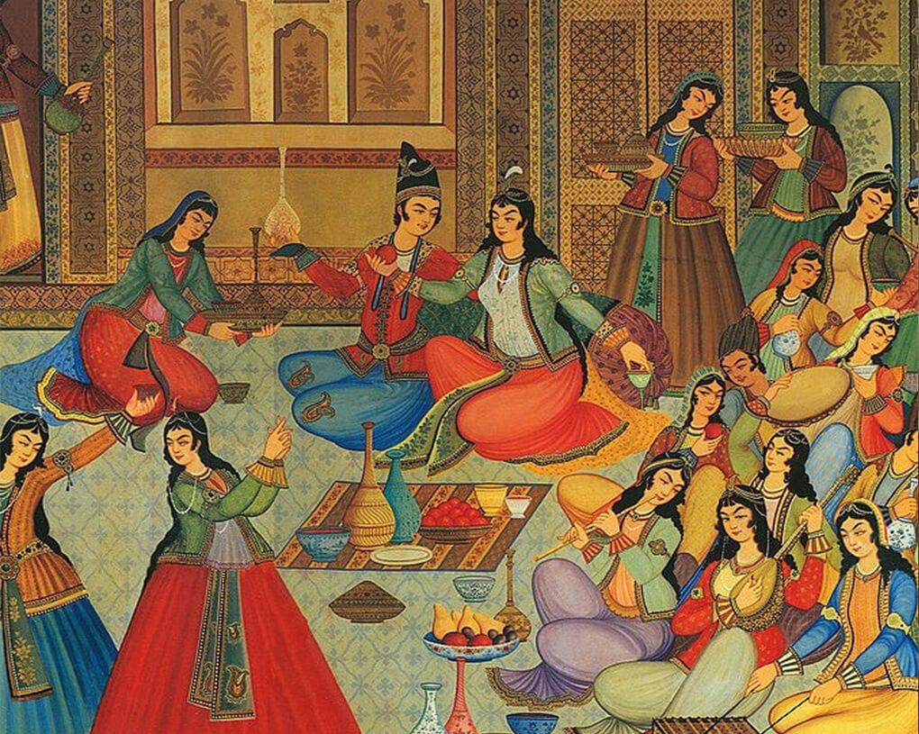 نگاهی به هنر نگارگری ایرانی که آذر پارسال ثبت جهانی شد   هنری عجین با ادبیات دین