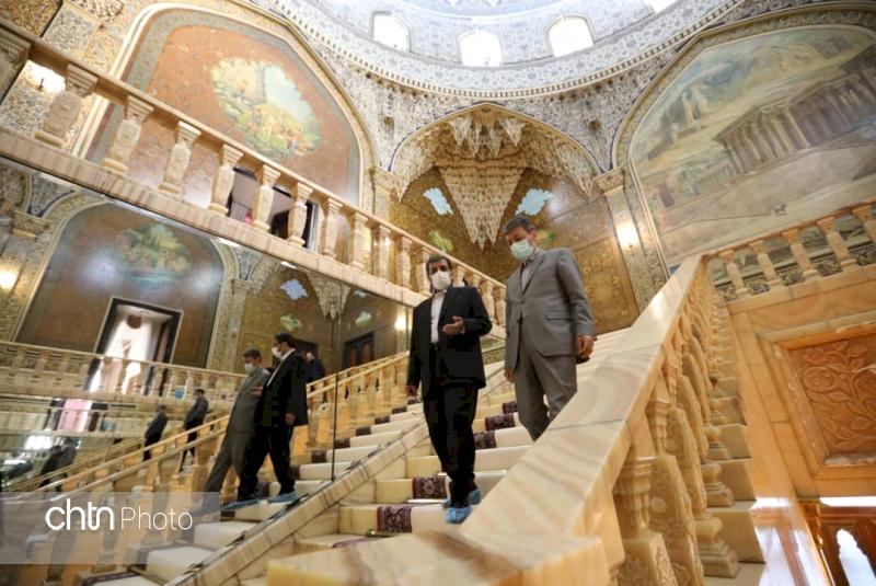 کاخموزه هنر ایران، نمایش تمامعیار هنر دست استادکاران ایرانی است
