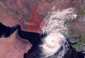 طوفان در سیستان و بلوچستان/ ۵ مفقودی و ۱۳ مصدوم